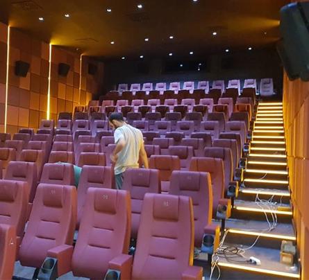 Ankara Güdül Ses Yalıtımı Akustik Sinema Salonu
