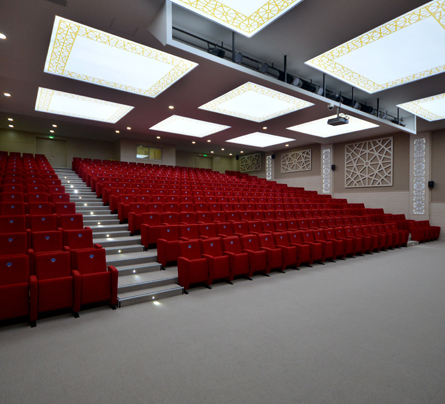 Ankara Kazan Sinema Salonu Akustik Ses Yalıtımı