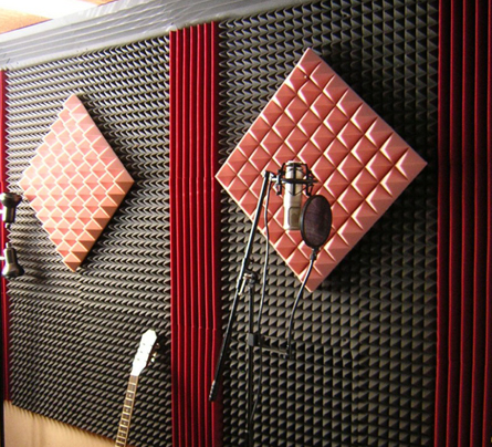 Ankara Keçiören Akustik Ses Yalıtım Malzemeleri