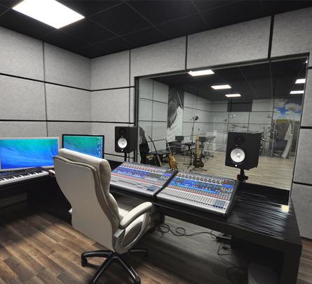 Ankara Kızılcahamam Akustik Stüdyo Ses Yalıtımı