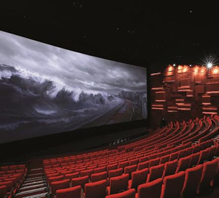Ankara Nallıhan Sinema Salonu Ses Yalıtımı