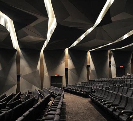 Ankara Sincan Sinema Salonu Ses Yalıtımı