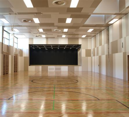 Ankara Spor Salonu Ses Yalıtımı