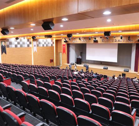 Ses Yalıtımı Ankara Haymana Konferans Salonu