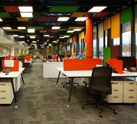 Ses Yalıtımı Ankara Ofis Akustiği Keçiören