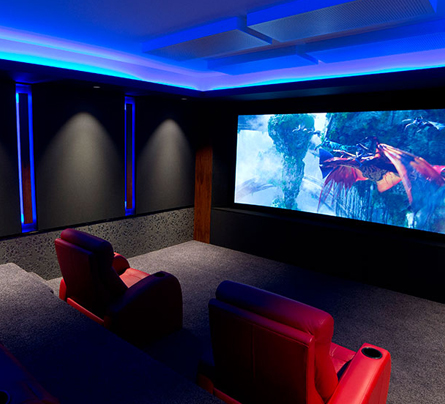 Sinema Salonu Akustik Ses Yalıtımı Ankara Kalecik