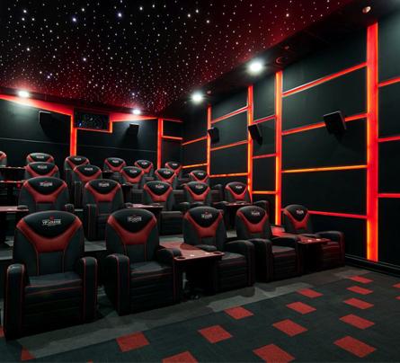 Sinema Salonu Ses Yalıtımı Ankara Beypazarı